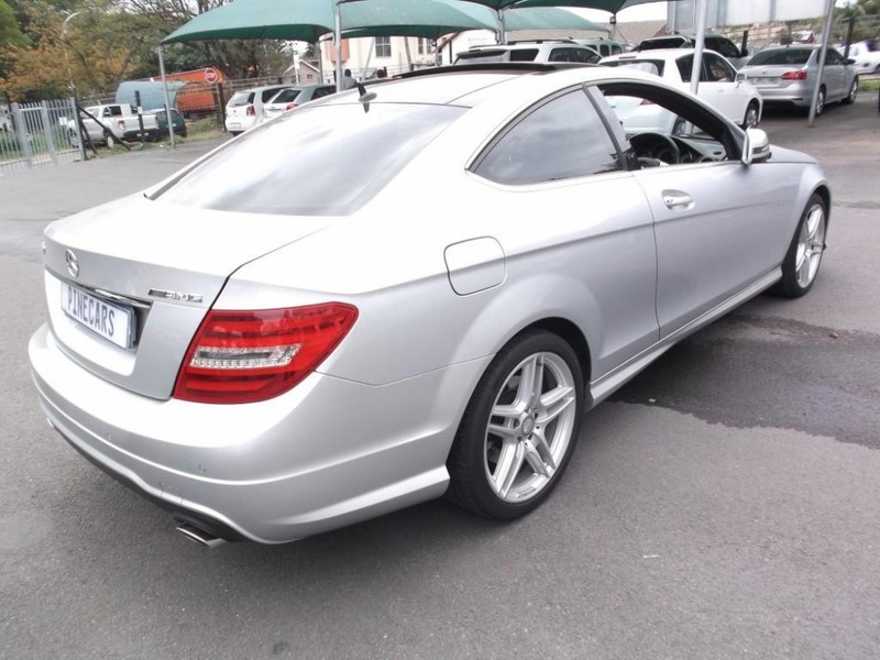 used mercedes benz c class c350 be coupe a t for sale in kwazulu natal id 2669046. Black Bedroom Furniture Sets. Home Design Ideas