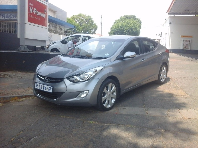 used hyundai elantra 1 8 gls a t for sale in gauteng id 2669242. Black Bedroom Furniture Sets. Home Design Ideas