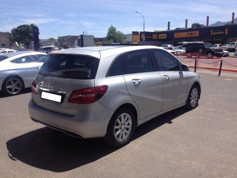 Used mercedes benz b class b 200 cdi auto for sale in for Netstar 5 mercedes benz