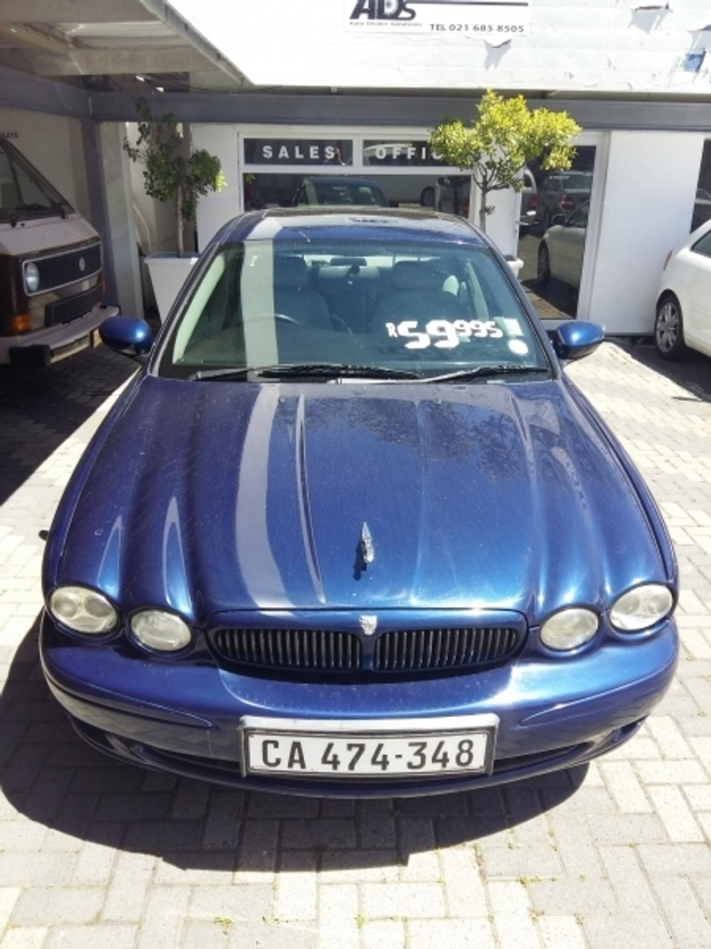 used jaguar x type x type 3 0l manual for sale in western cape id 2672686. Black Bedroom Furniture Sets. Home Design Ideas