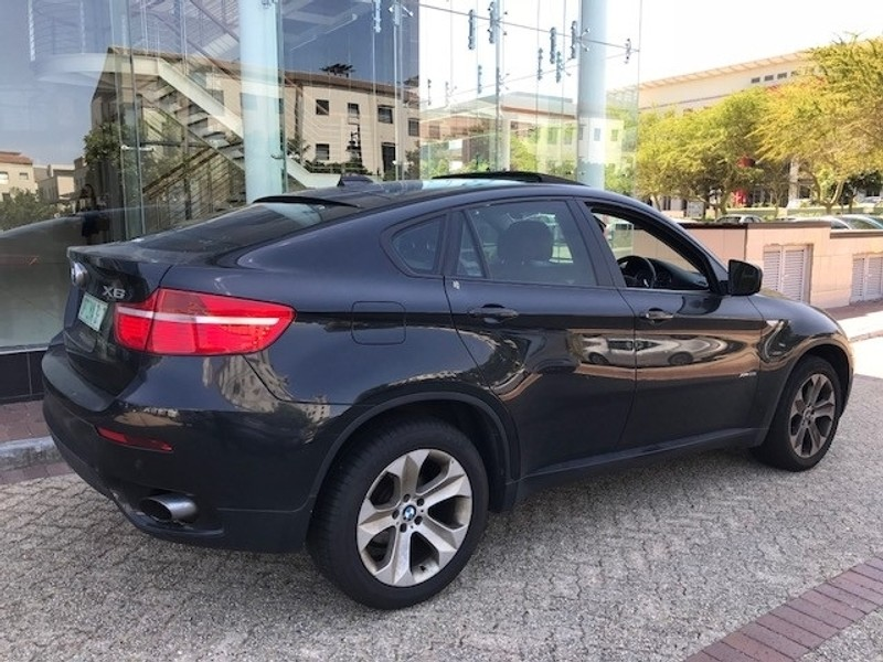 used bmw x6 xdrive35i exclusive for sale in western cape. Black Bedroom Furniture Sets. Home Design Ideas