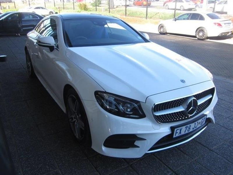 Used mercedes benz e class e 220d coupe for sale in for Mercedes benz 220d for sale