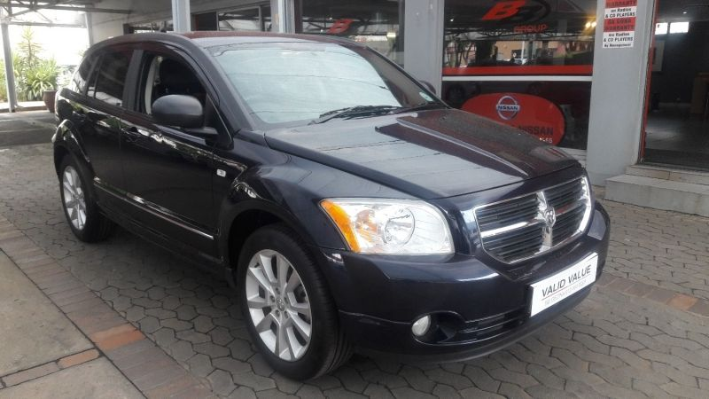 used dodge caliber 2 4 sxt for sale in gauteng id 2674848. Black Bedroom Furniture Sets. Home Design Ideas