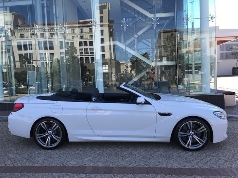 used bmw m6 convertible f12 for sale in western cape id 2675514. Black Bedroom Furniture Sets. Home Design Ideas