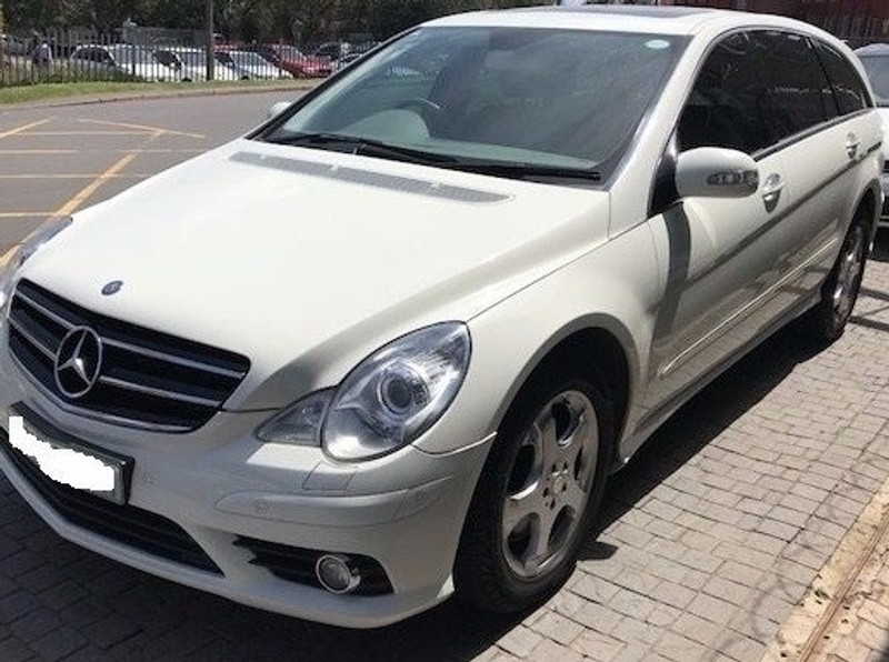 Used mercedes benz r class r 500 4matic a t for sale in for 2009 mercedes benz r350 4matic