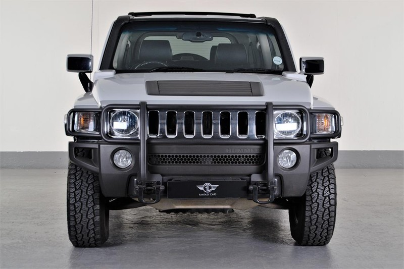 Used Hummer H3 Adventure A T For Sale In Western Cape