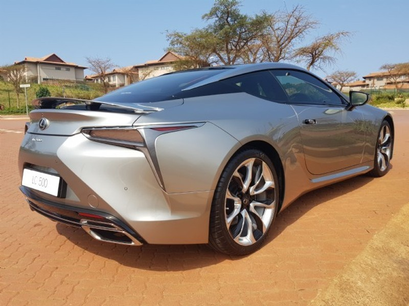 Used Lexus LC 500 Coupe For Sale In Kwazulu Natal