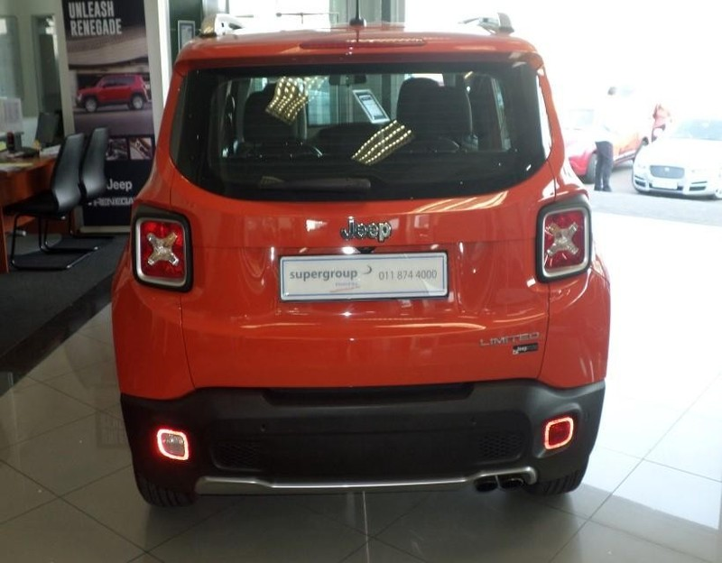 Used Jeep Renegade 1 4 Tjet Ltd Ddct For Sale In Gauteng