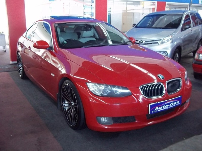 used bmw 3 series 335i coupe sport a t e92 for sale in western cape id 2679798. Black Bedroom Furniture Sets. Home Design Ideas