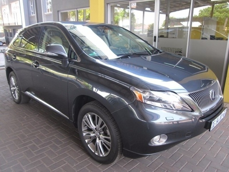 used lexus rx 450h sx for sale in gauteng id 2679948. Black Bedroom Furniture Sets. Home Design Ideas
