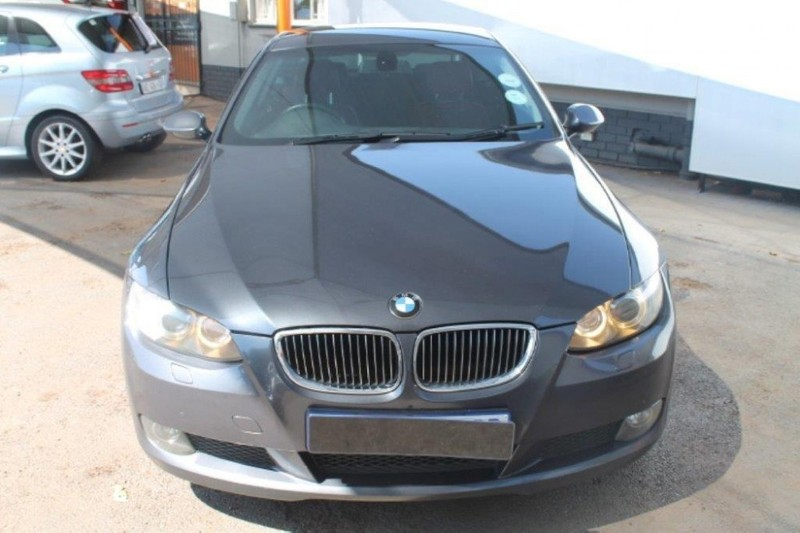 2008 BMW 3 Series 325i Coupe A T E92 For Sale In Gauteng