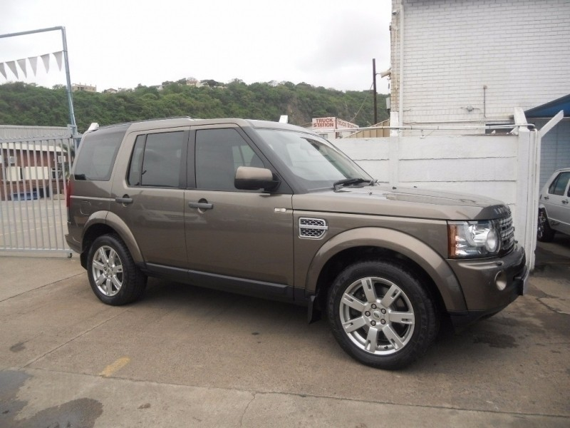Used Land Rover Discovery 4 3 0 Tdv6 Se For Sale In