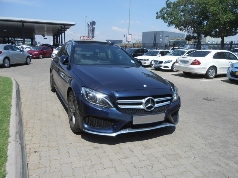 Used mercedes benz c class c180 avantgarde auto for sale for Mercedes benz a1 service price