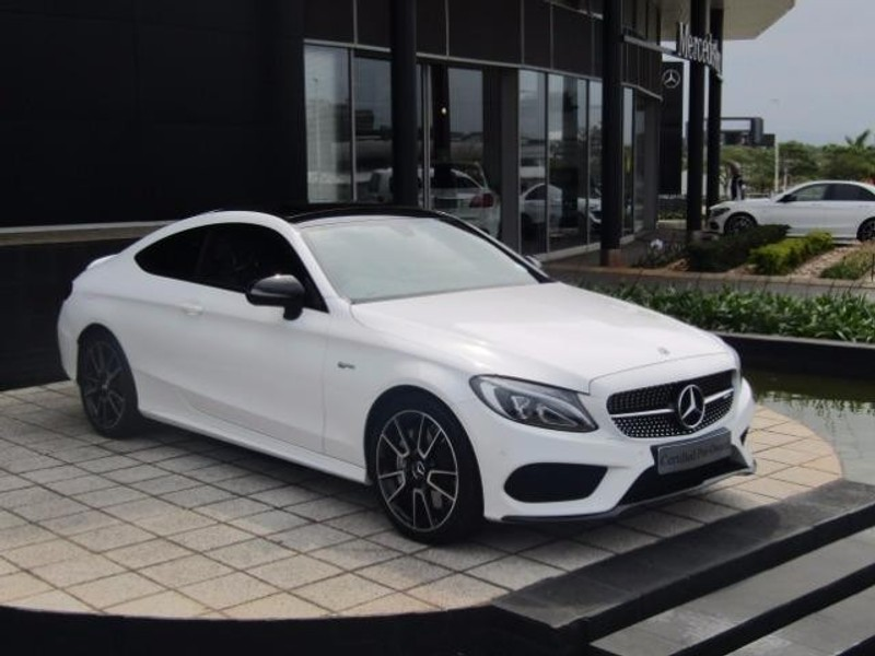 Used mercedes benz c class amg c43 coupe for sale in for Mercedes benz c service cost