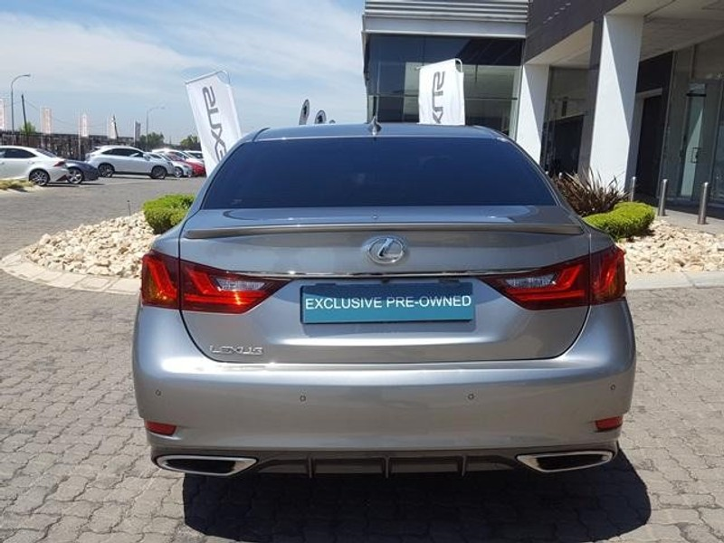 used lexus gs 350 f sport for sale in gauteng id 2686648. Black Bedroom Furniture Sets. Home Design Ideas