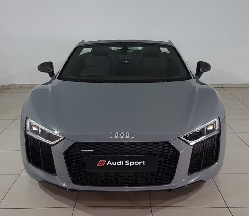 Used Audi R8 5.2 FSi V10 Quattro Spyder S Tronic For Sale
