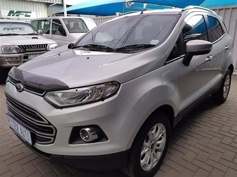 Used Ford Ecosport 1 5tdci Titanium For Sale In Gauteng