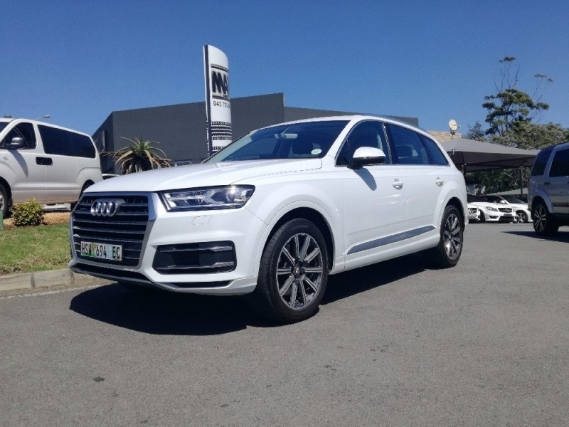 used audi q7 3 0 tdi v6 quattro tip 7 seater for sale in eastern cape id 2688356. Black Bedroom Furniture Sets. Home Design Ideas