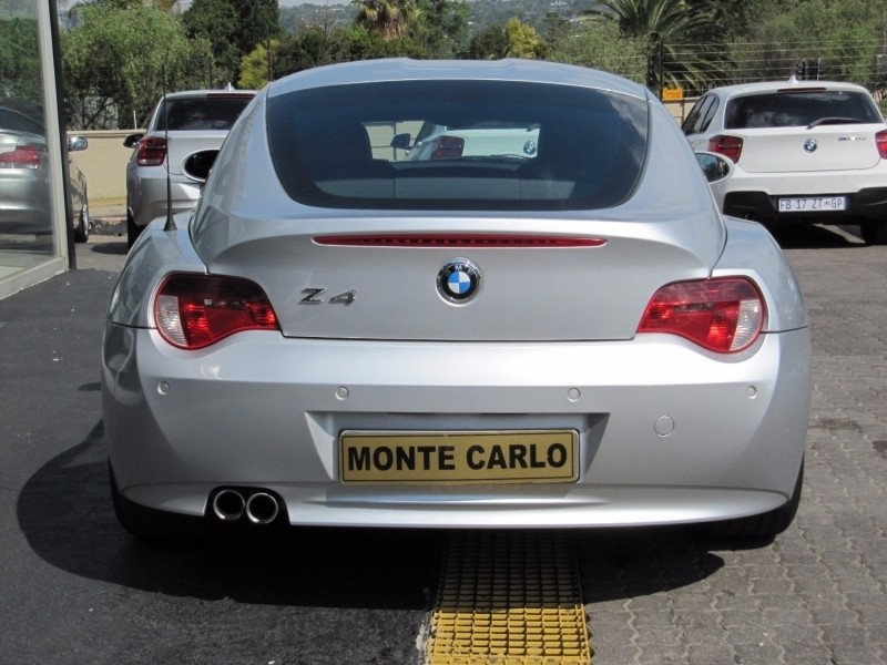 Used Bmw Z4 Coupe 3 0si For Sale In Gauteng Cars Co Za