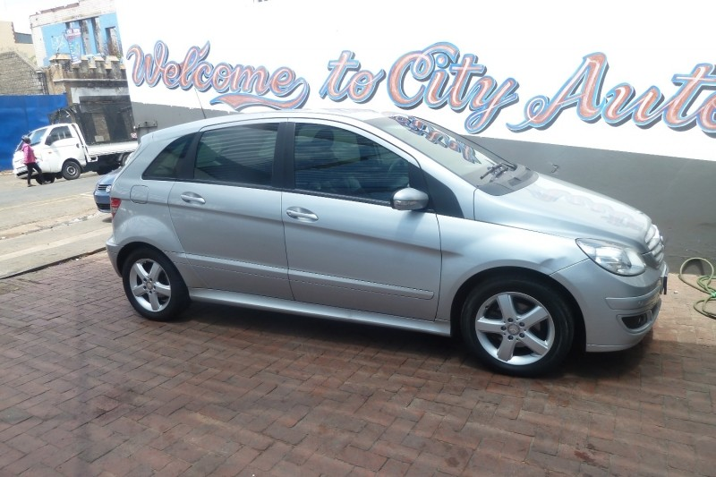 Used Mercedes Benz B Class B 170 For Sale In Gauteng