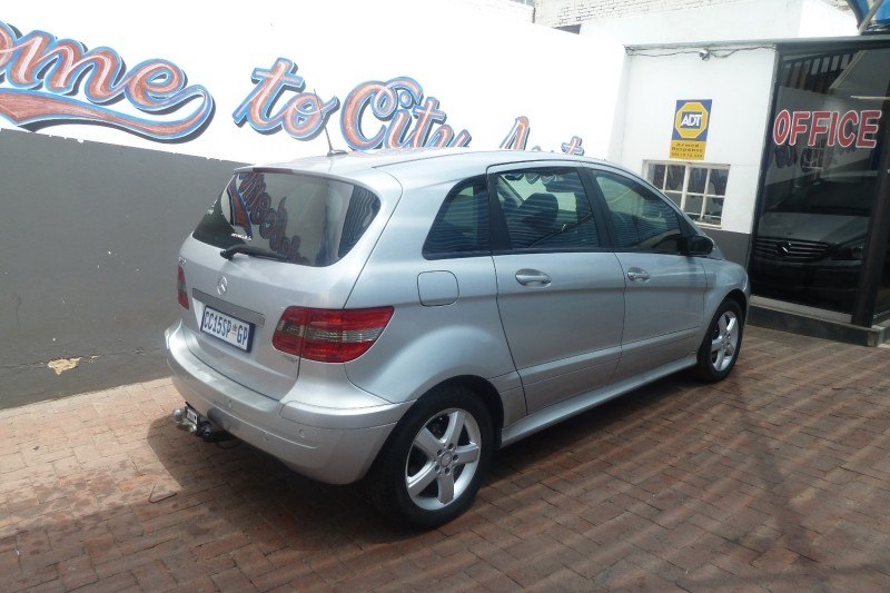 used mercedes benz b class b 170 for sale in gauteng. Black Bedroom Furniture Sets. Home Design Ideas