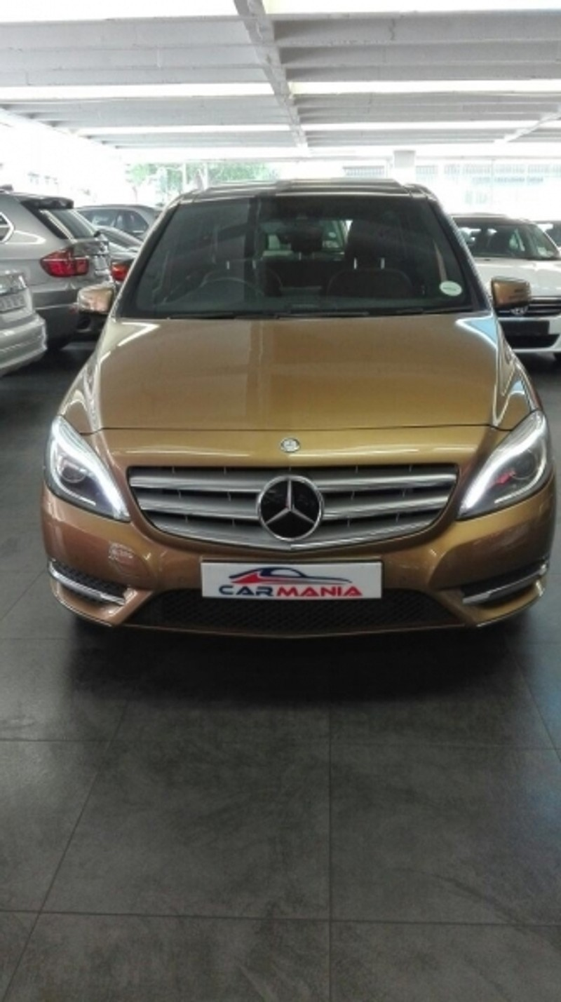 Used mercedes benz b class b 200 be a t for sale in for Used mercedes benz a class for sale