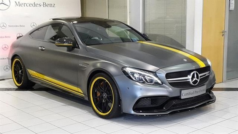 used mercedes benz c class amg coupe c63 s for sale in western cape id 2690910. Black Bedroom Furniture Sets. Home Design Ideas
