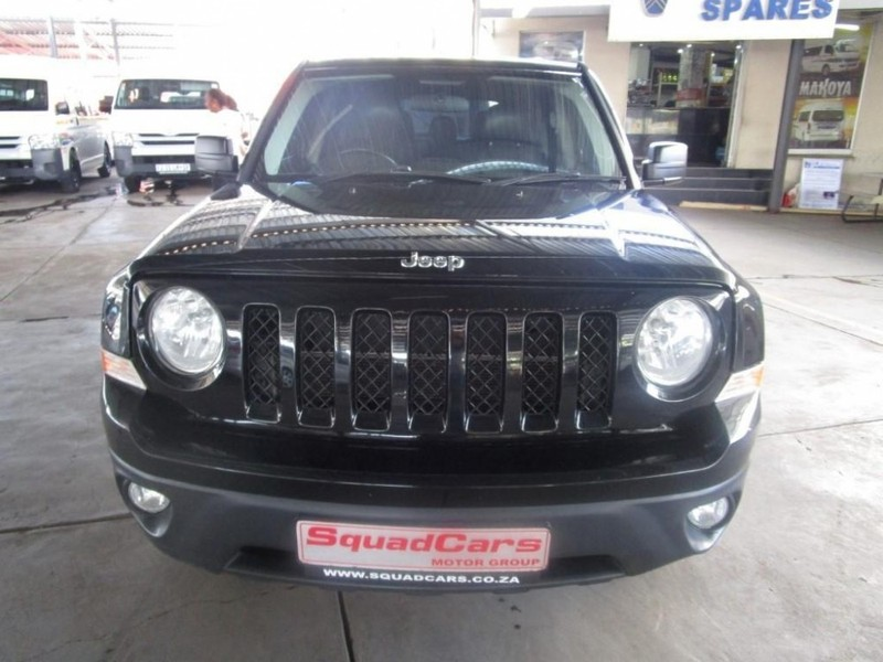 used jeep patriot 2 4 limited for sale in gauteng