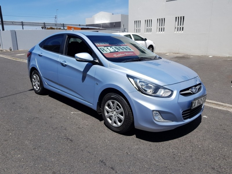 used hyundai accent 2012 hyundai accent 1 6 gls fluid marco 0846118882 for sale in western cape. Black Bedroom Furniture Sets. Home Design Ideas