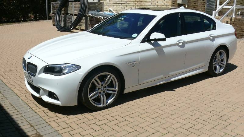 used bmw 5 series 550i m sport auto for sale in western cape id 2698780. Black Bedroom Furniture Sets. Home Design Ideas
