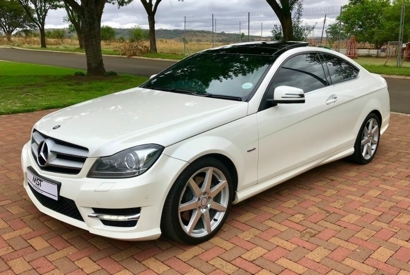 used mercedes benz c class c350 be coupe a t for sale in kwazulu natal id 2698838. Black Bedroom Furniture Sets. Home Design Ideas