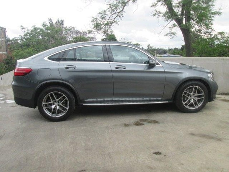 Used mercedes benz glc coupe 220d amg for sale in kwazulu for Mercedes benz glc for sale