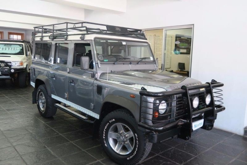 used land rover defender puma 110 sw for sale in western cape id 2699298. Black Bedroom Furniture Sets. Home Design Ideas