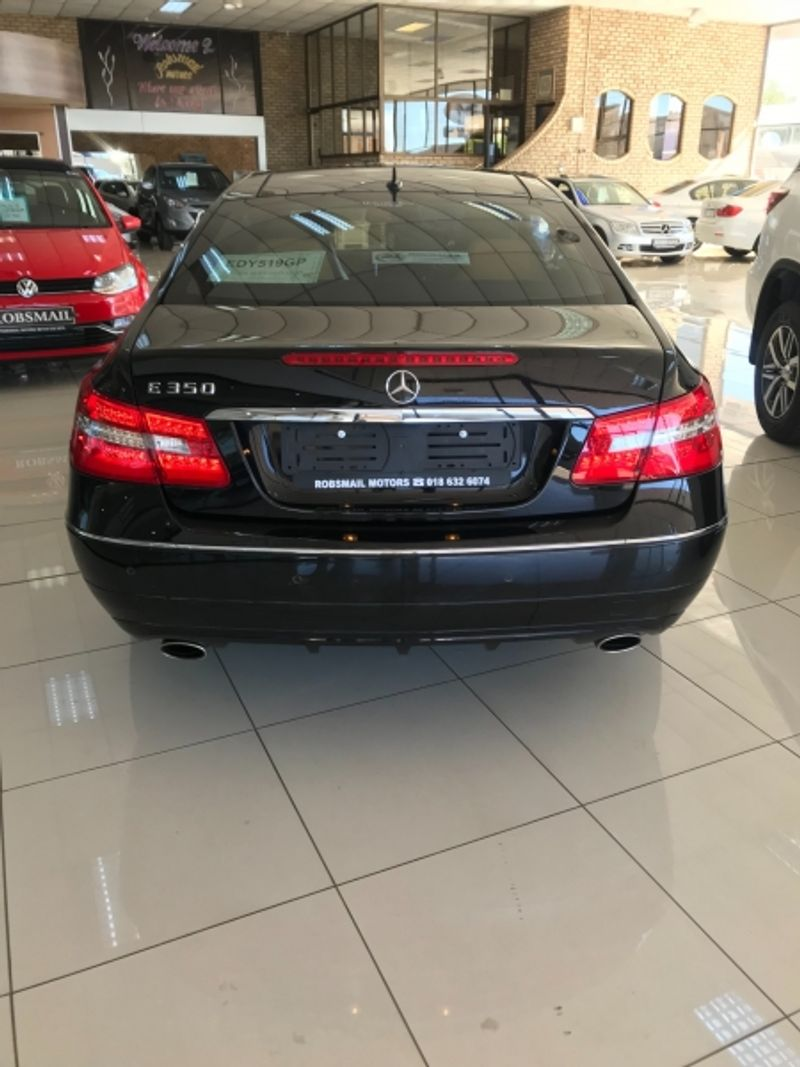 Used mercedes benz e class e 350 coupe for sale in north for 2010 mercedes benz e class for sale