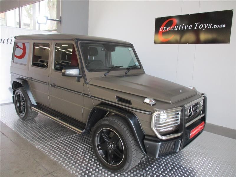 used mercedes benz g class g350 d bluetec w463 for sale