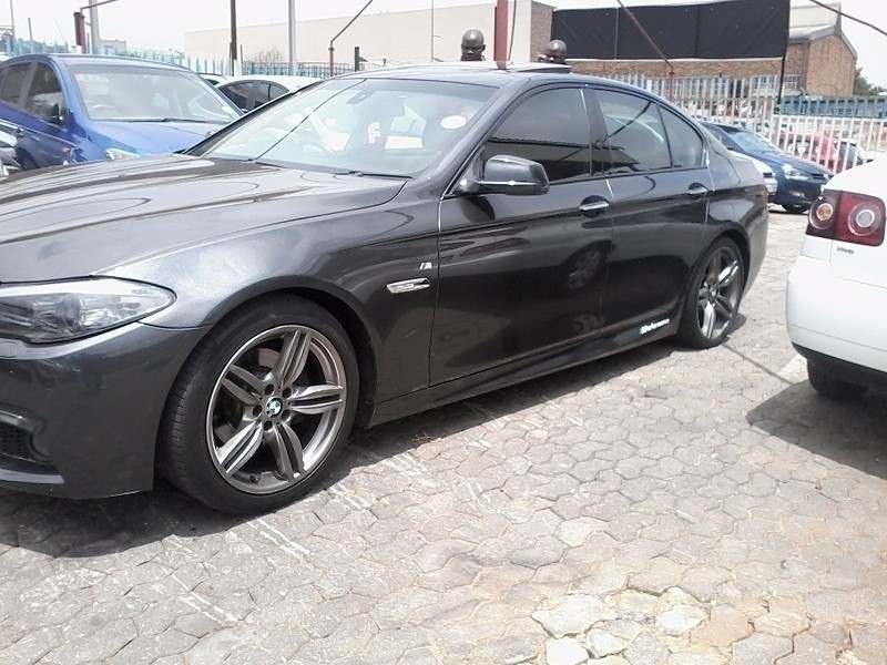 used bmw 5 series 520i auto m sport for sale in gauteng id 2699962. Black Bedroom Furniture Sets. Home Design Ideas