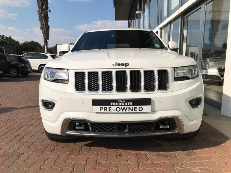 used jeep grand cherokee 3 6 overland for sale in gauteng id 2700338. Black Bedroom Furniture Sets. Home Design Ideas
