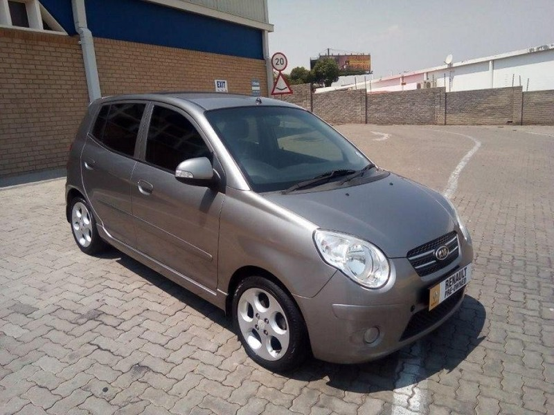 used kia picanto 1 1 ex for sale in gauteng id 2700864. Black Bedroom Furniture Sets. Home Design Ideas