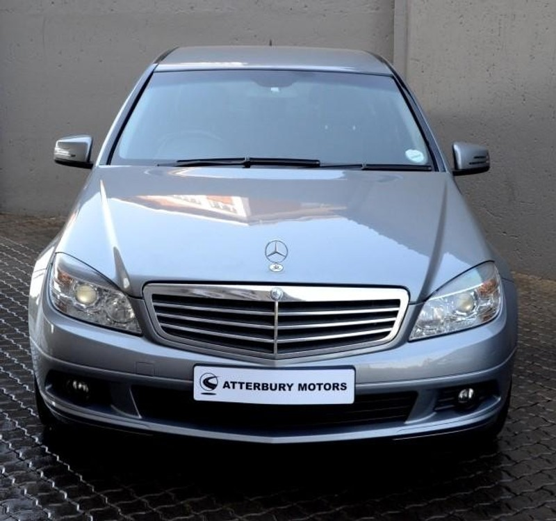 Used Mercedes Benz Houston: Used Mercedes-Benz C-Class C180k Be Classic A/t For Sale
