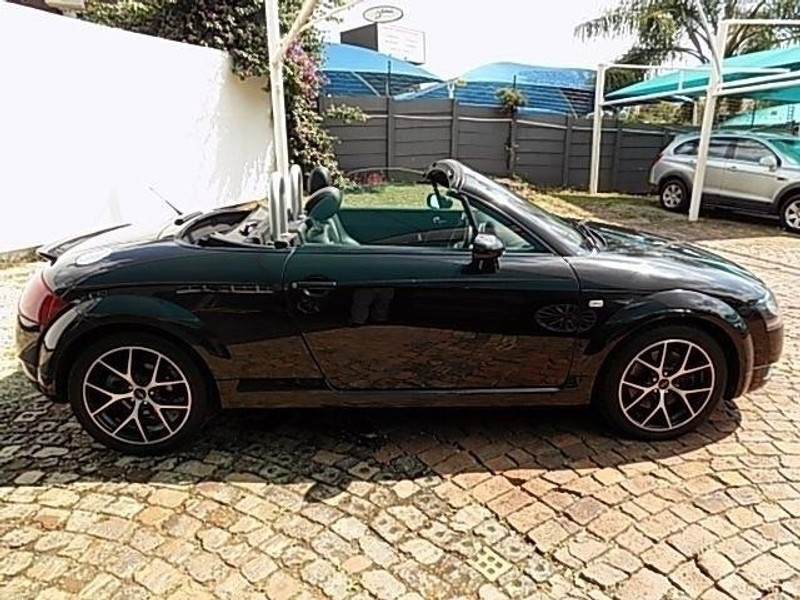 used audi tt roadster quattro for sale in gauteng id 2701734. Black Bedroom Furniture Sets. Home Design Ideas