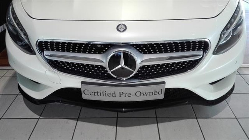 Used mercedes benz s class s 500 coupe for sale in western for Mercedes benz s 500 for sale used