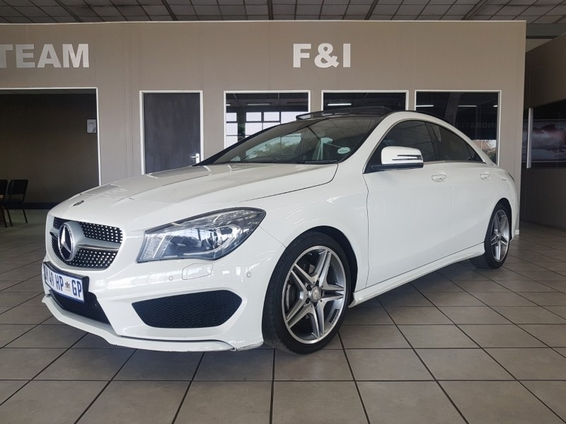 Used mercedes benz cla class cla200 amg auto for sale in for Fred martin mercedes benz