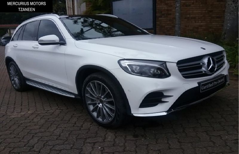 Used mercedes benz glc 220d amg for sale in limpopo cars for Mercedes benz 220d for sale