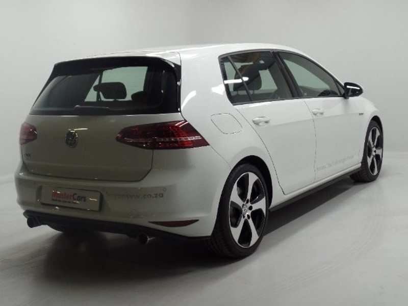 used volkswagen golf vii gti 2 0 tsi dsg for sale in. Black Bedroom Furniture Sets. Home Design Ideas
