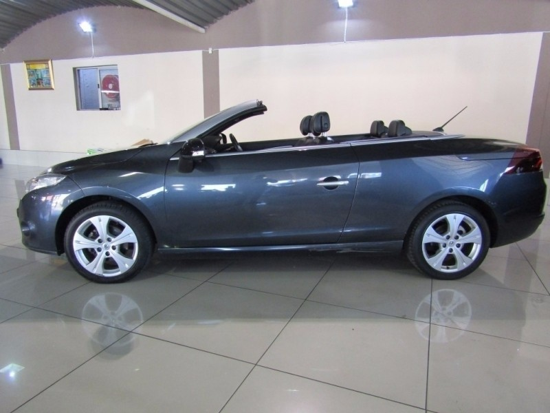 used renault megane iii coupe cabrio for sale in gauteng id 2710528. Black Bedroom Furniture Sets. Home Design Ideas