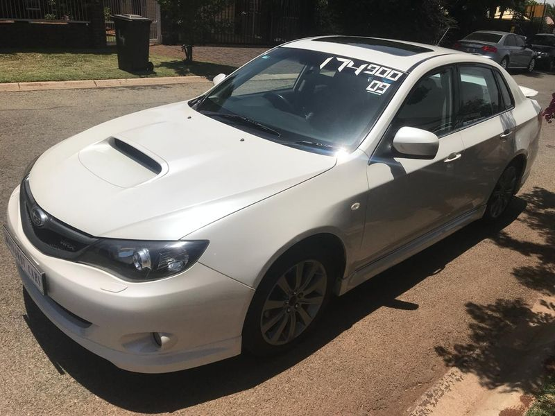 used subaru impreza 2 5 wrx for sale in gauteng   cars co