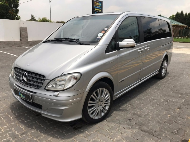 used mercedes benz viano 3 0 cdi v6 ambiente for sale in gauteng id 2713554. Black Bedroom Furniture Sets. Home Design Ideas