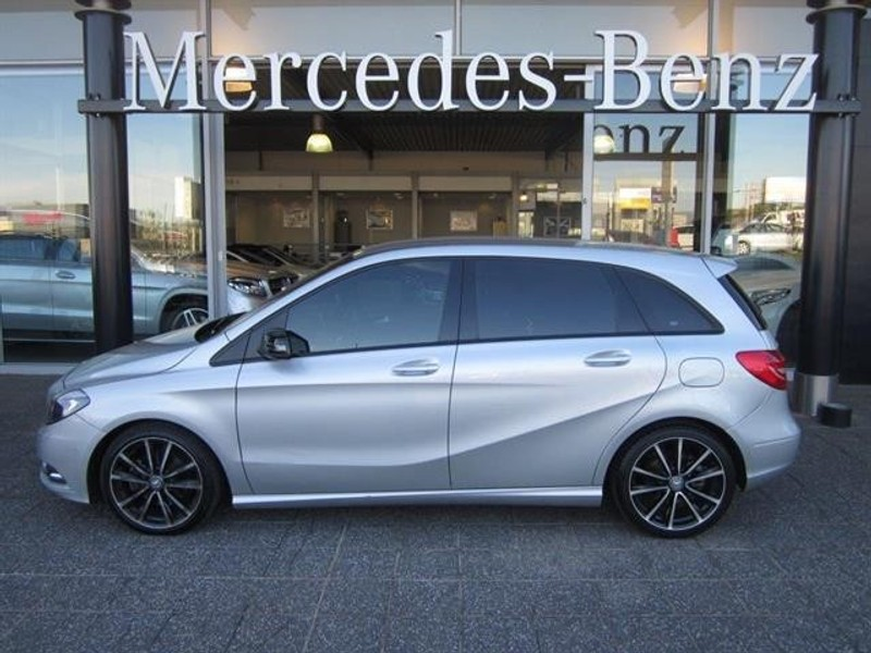 Used Mercedes Benz B Class B 180 Cdi Be A T For Sale In
