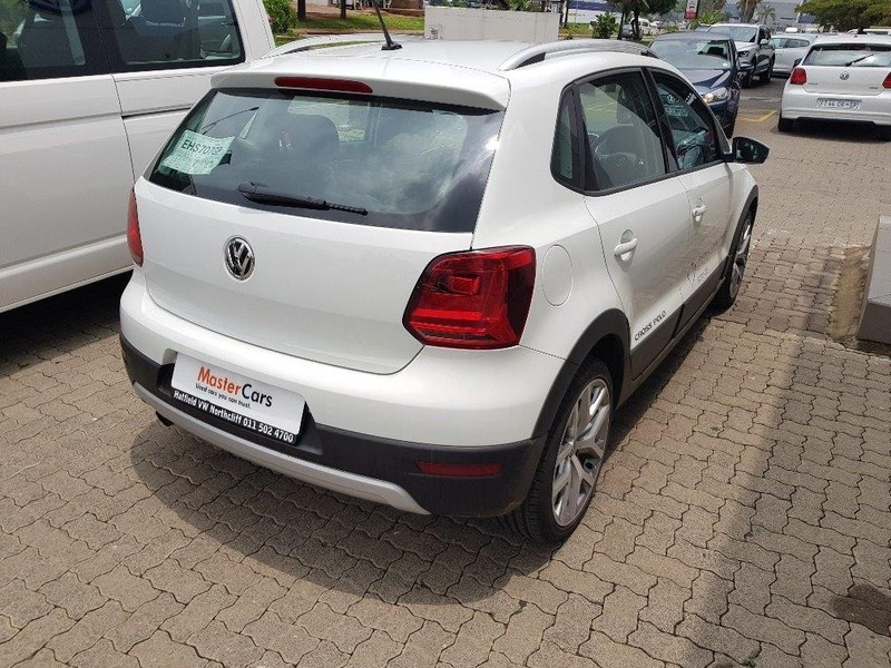 used volkswagen polo cross 1 2 tsi for sale in gauteng id 2714322. Black Bedroom Furniture Sets. Home Design Ideas