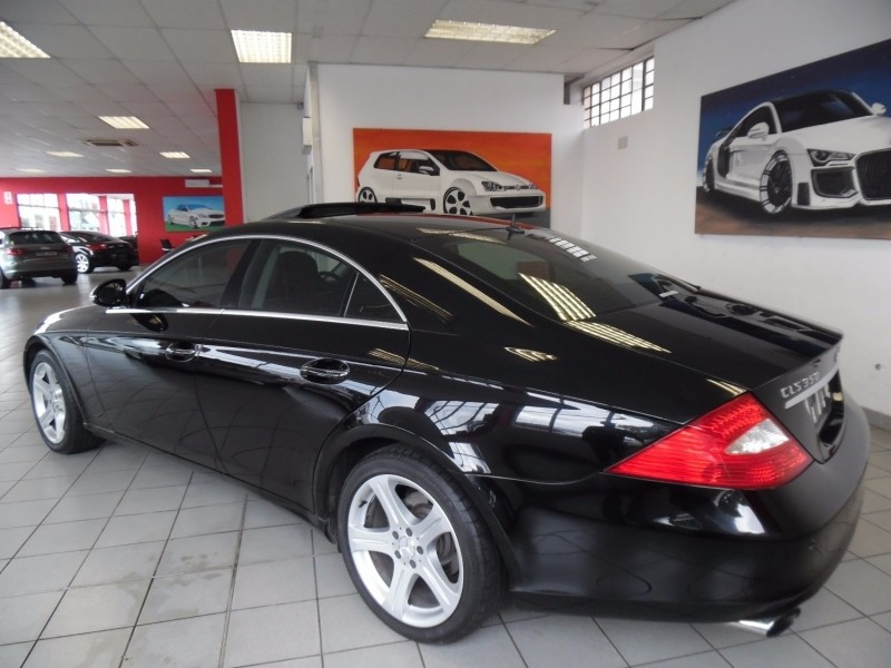 used mercedes benz cls class 2005 mercedes benz cls350 autosold for sale in western cape cars. Black Bedroom Furniture Sets. Home Design Ideas